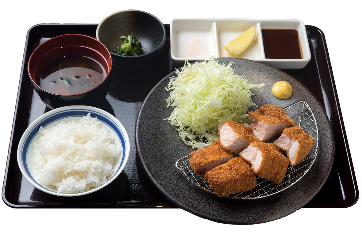 京都勝牛 奈良柏木店 極味とんカツ膳